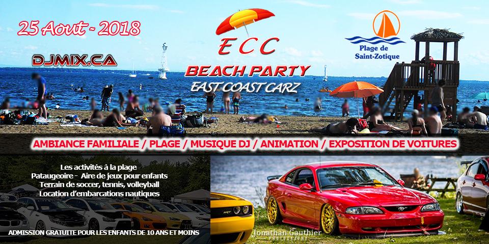 ECC Beach Party